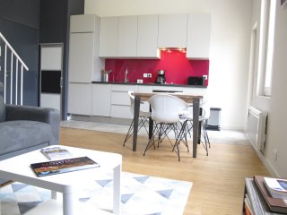 Appart DENISE T2 en Duplex 45 m2