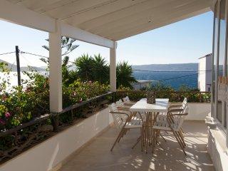 Almyrida sands-EPSILON- appartement 6 pers-100m de la plage à pieds, vue mer