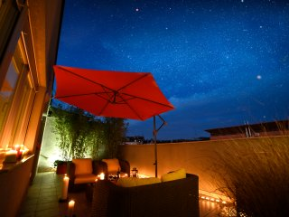 Amazing Penthouse/Huge Roof Terrace/Free Parking, Zagreb