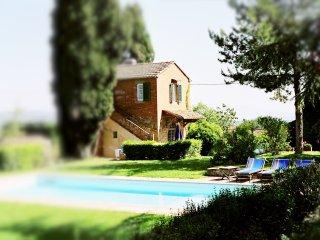 Appartamento vicino ad Arezzo con wifi e piscina, Monte San Savino