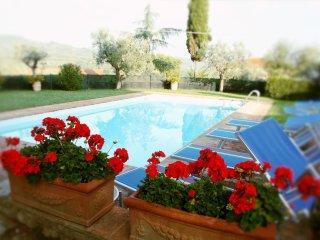 Appartamento con piscina e wi fi, Monte San Savino