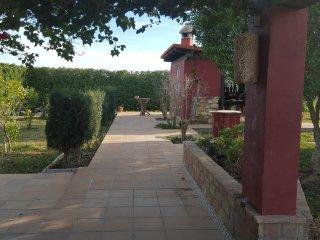 Casa de campo, Chiclana de la Frontera.
