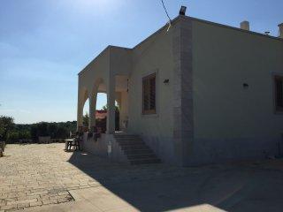 Villa per vacanza nella valle d'itria a Locorotndo