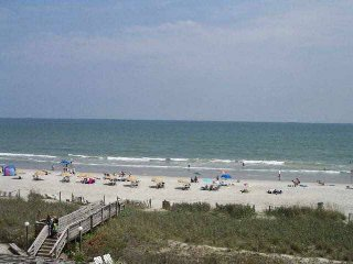 Oceanfront Condo in Myrtle Beach - Camelot by the Sea Resort
