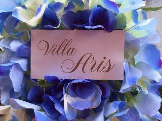 VILLA ARIS, Paramonas
