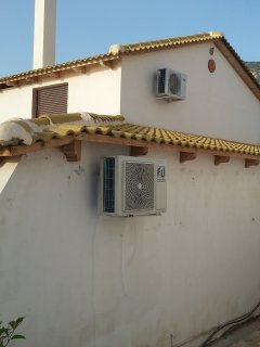 A/c for both bedrooms