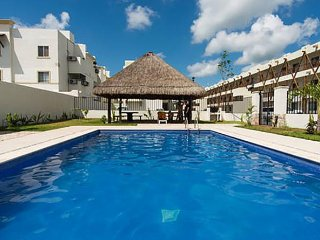 Brand new 2 Bedrooms House in  Playa del Carmen for 6 people