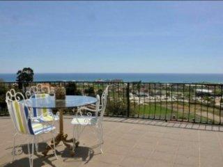 Villa Mar con vistas panoramicas, Santa Susanna