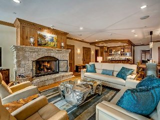 4BR Platinum Rated Ski-In/Ski-Out Horizon Pass Residence In Bachelor Gulch