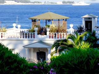 Villa vue mer (12 pers), Golfe-Juan, Golfe-Juan Vallauris