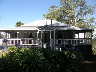 Yarraman House Boutique Bed & Breakfast, Maleny