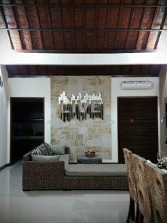 luxury loung area