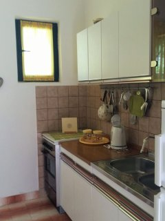 A1(3+1): kitchen and dining room