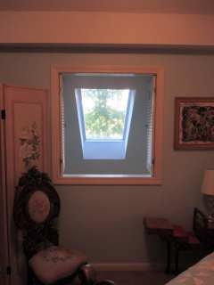 Skylight Over Living Room