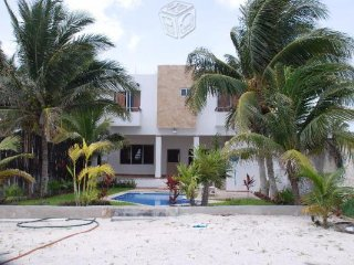 San crisanto- Telchac, cozy beautiful beach house, Telchac Puerto