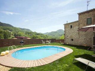 El Reliquier: alojamiento con encanto Abril, Girona