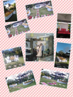 Wedding party at Nona's Bali