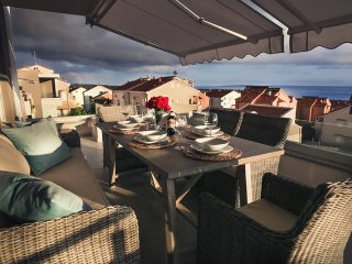 Adriatic, luxury penthouse up to 6 people, Novalja