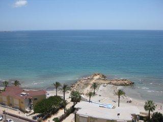 Espectaculares Vistas sobre el Mediterraneo