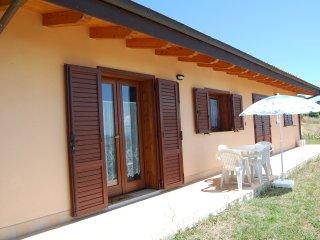 Casa autonoma in posizione stupenda e soleggiata