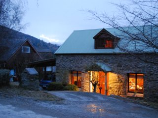 Killington Cottage, in the heart of the Southern Alps