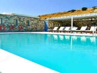 2 Bedroom Luxury Pool House - Paros
