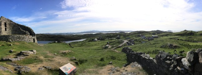 View from Dun Carloway Broch