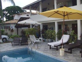 Ferienwohnung in Salvador Brasilien 50 m2 Klimaanlage Kostenloses Internet usw.