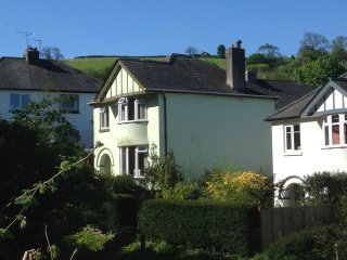 Lovely detached family home in the heart of Totnes