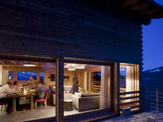 Chalet Dragon luxury ski chalet, Heremence