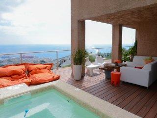 haut de maison vue mer, Bastia