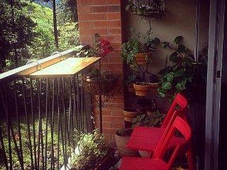Apartamento con vista campestre, Medellin