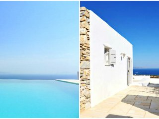 2 Bedroom Luxury Pool Villa - Paros, Drios