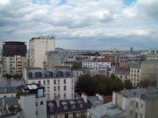 Atelier d'artiste, París