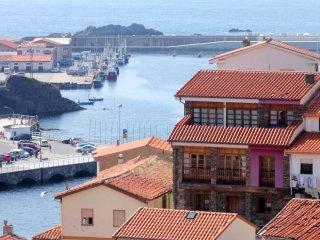 Apartamento Puerto Cudillero excelentes vistas