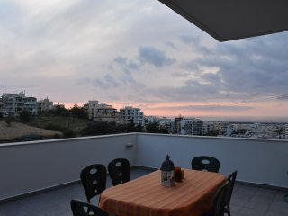 3 Bedroom Apartment in Rethymno with View, Rethymnon