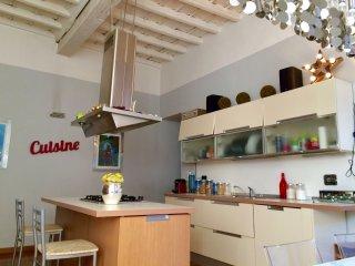 Spazioso appartamento nel centro storico, Turin