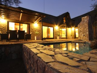 Charming Lodge close to Kruger Park