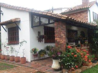 Hermosa casa de campo, Guasca