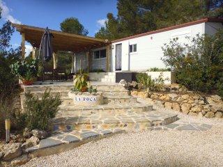 Ferienhaus auf einer spanischen Finca, El Perello