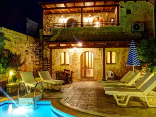 Villa Andriana - Traditional Luxury, Rethymnon