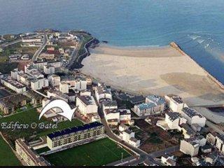 Duplex a estrenar, 150mts de la playa de Rapadoira