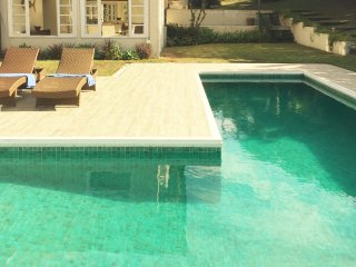 60m2 flat in luxury villa with swimming pool