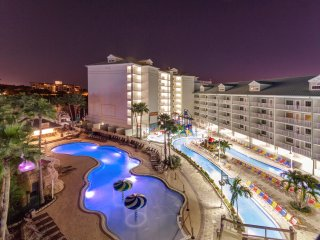 NEW Splash Harbour 3 bedrm condo+4 passes daily, Indian Rocks Beach