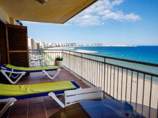 Apartamento en primera línea de mar, Sant Antoni de Calonge