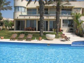 Seafront Villa Caesarea