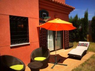 Piso con jardín Playa Granada golf, Motril