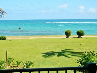 It's all About the View! Remodeled Oceanfront Condo at the Pono Kai Resort