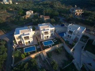 Sense of dreams villas private pool and sea view 2, Tavronitis