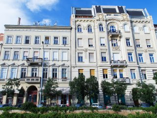 Two-Bedroom Furnished Suites Near Danube River